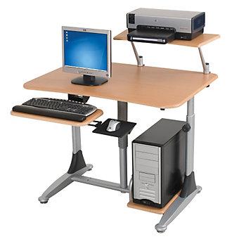 """BALT Ergo E. Eazy Computer Workstation - 41x29x29-39"""""""