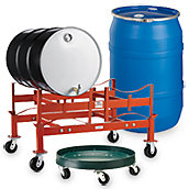 Drums, Drum Handling & Storage