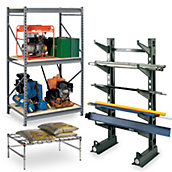 Racks & Shelving