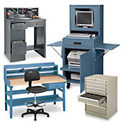Workbenches & Workshop Furniture
