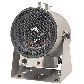TPI Fan-Forced Portable Heater - 19107 BTUs