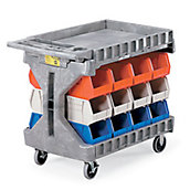 Bin Carts & Parts Organizers