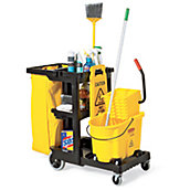 Janitorial & Housekeeping Carts