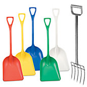 Food Handling Shovels & Forks