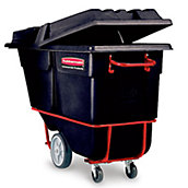 Tilt Trucks & Trash Can Dumpers