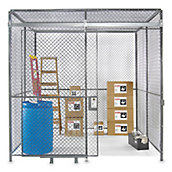 Wire Partitions & Enclosures