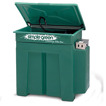 SIMPLE GREEN Parts Washer - 60-Gallon Capacity