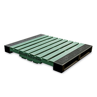 RELIUS SOLUTIONS Hybrid Pallets - 3 Stringers