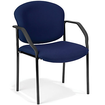 "OFM Chairs - 24x23-1/2 x33"" - Navy"
