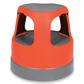 """Scooter Step Stool - 15-2/5 x15"""" - Red"""