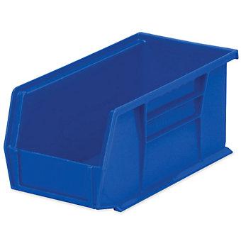 "AKRO-MILS AkroBins - 5-1/2 x10-7/8 x5"" - Blue"