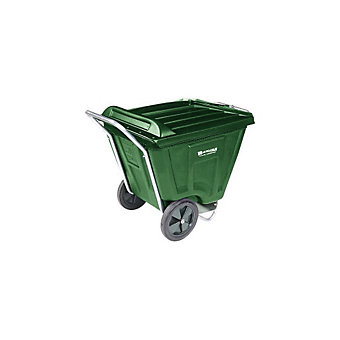 AKRO-MILS Akro-Cart - 350-Lb. Capacity - With Lid - Green