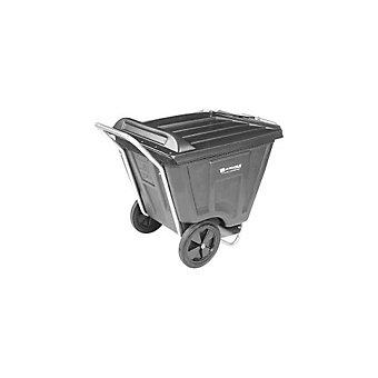 AKRO-MILS Akro-Cart - 350-Lb. Capacity - With Lid - Gray