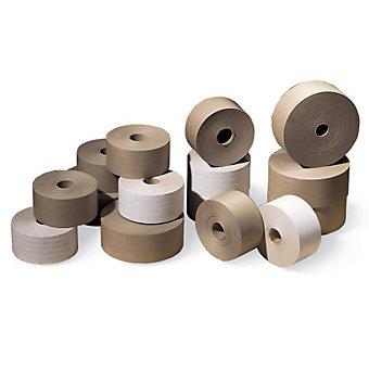 "Kraft Paper Tape - 2.83""x450' - 240 Grade - Economy-Grade Reinforced Tape"