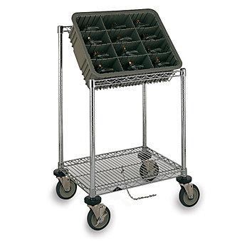 """METRO Wire Tilt Cart - 24x18"""""""