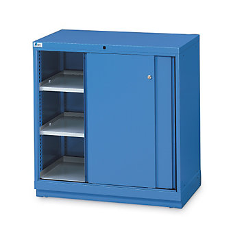 lista wide profile shallow depth drawer cabinet 40 1 4 x22 1 2 x59 1 2 10 drawers. Black Bedroom Furniture Sets. Home Design Ideas