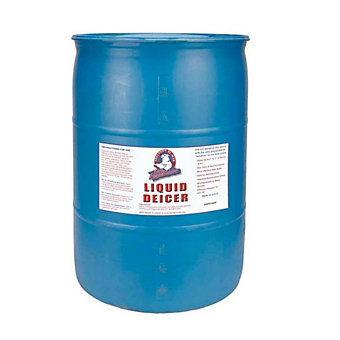BareGround Liquid De-Icer - 55 Gal.