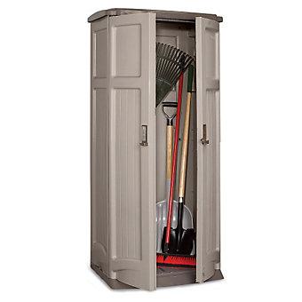 "SUNCAST Vertical Utility Shed - 31x23x72"""