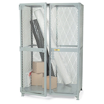 "LITTLE GIANT Storage Locker - 48x30x78"" - Without Shelves"
