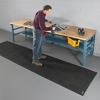 ANDERSEN Cushion Station Mat - 3.2x12.3'