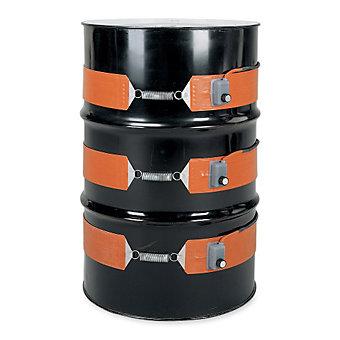 Briskheat Indoor Outdoor Drum Heaters For Steel Drums Fits 55 Gallon Drums 4 2 Amps Drum
