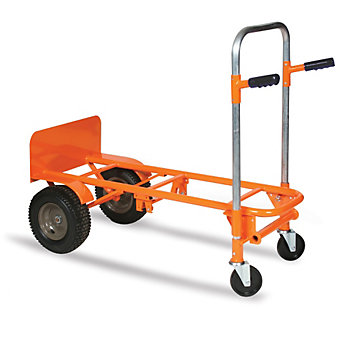 RELIUS SOLUTIONS Convertible Hand Truck - 700-Lb. Hand Truck Capacity