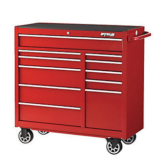"""WATERLOO Professional Series Tool Chest - 40.5x18x41"""" - 11 Drawers"""